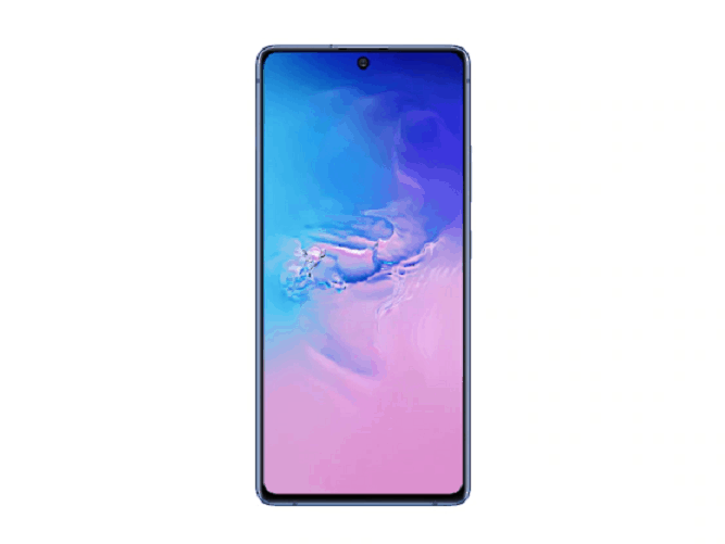 How to take screenshot on Samsung Galalxy S10 Lite